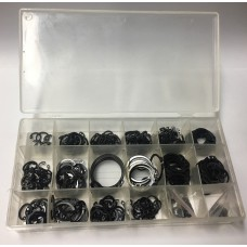 INTERNAL & EXTERNAL SNAP RING ASSORTMENT BG300