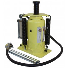 20 Ton ESCO Air / Manual Bottle jack with Return Springs