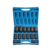 14 PC 3/4 DW/IMP SOCKET SET GP