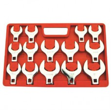 14 PC SAE JUMBO CROWFOOT SET