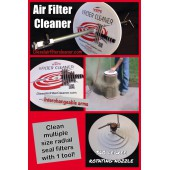 DIESEL AIR FILTER CLEANER