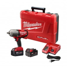 "1/2"" Milwaukee Fuel High Torque Impact Wrench M18 Cordless  see NEW 2767-22"