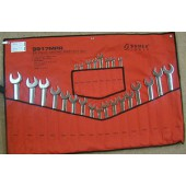 25 PC MM 8-32 SUNEX WRENCH SET