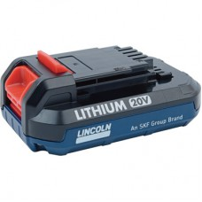 Lincoln 20 Volt Lithium Battery LIN1871