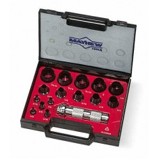 16 PC HOLLOW PUNCH SET MAYHEW