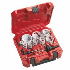 Milwaukee 15 PC. General Purpose Hole Dozer Hole Saw Kit