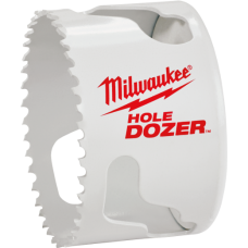 "Milwaukee 3-5/8"" Hole Dozer Bi-Metal Hole Saw"