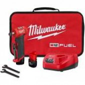 """Milwaukee M12 FUEL™ 1/4"""" Right Angle Die Grinder"""