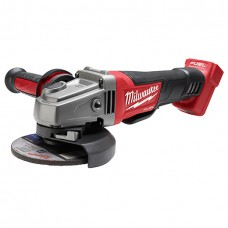 "Milwaukee M18 Fuel 4-1/2"" / 5"" Grinder, Padle Switch No-Lock (Bare Tool)"