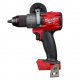 "Milwaukee M18 1/2"" Fuel Drill Hammer Drill Bare Tool"
