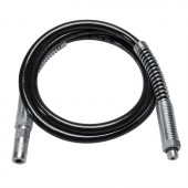 "Milwaukee 48"" Grease Gun Replacement Hose w/ HP Coupler"