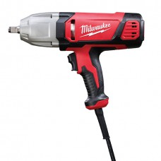 """Milwaukee 1/2"""" Impact Wrench with Rocker Switch and Friction Ring Socket Retention"""