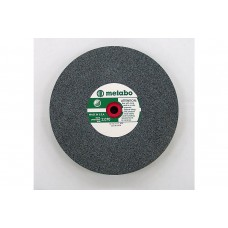 VITRIFIED WHEEL 7-inch  X 1-inch wide  X 1-inch, TYPE 1, A60 GRIT (655412000) METABO