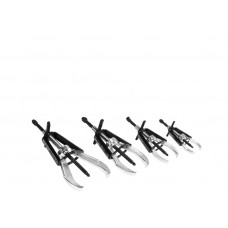 Posi Lock 4 PC 2 Jaw Set Includes 204 206 208 210   PO2JAW4PC