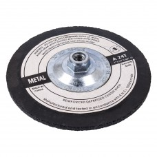 9-Inch With HUB x 1/4-Inch Thick x 5/8-11 Thread GRINDING WHEEL