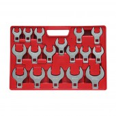 17 Pc MM Grip Jumbp Crowfoot