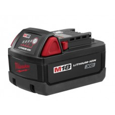Milwaukee M18 Red-lithium Extended Capacity Battery