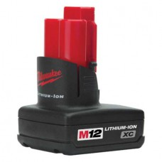 Milwaukee M12 XC High Capacity Red-lithium Battery