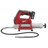 12 V MIL GREASE GUN CORDLESS