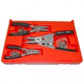 LANG 3 PC SNAP RING PLIER HI TECH
