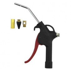 ADJUSTABLE BLO GUN KIT With Rubber Tip & Hi-Flo Venturi Tip
