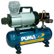 12V PUMA 125 PSI AIR COMPRESSOR